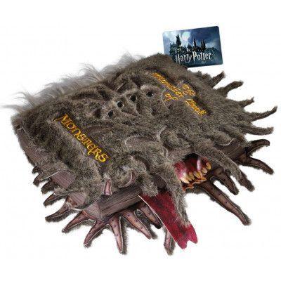 Harry Potter - The Monster Book of Monsters Plush - 36 cm