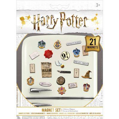 Harry Potter - Wizardry Fridge Magnets