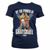 By The Power Of Grayskull Girly Tee, Girly Tee