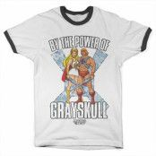 By The Power Of Grayskull Ringer Tee, Ringer Tee