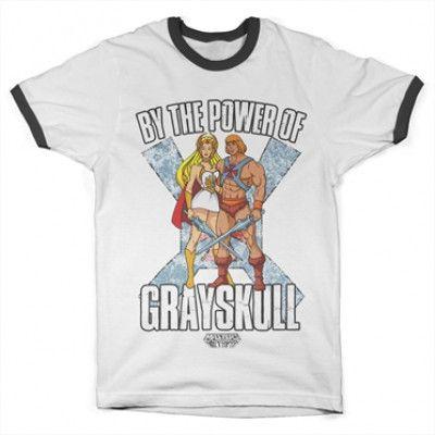 By The Power Of Grayskull Ringer Tee, Ringer Tee