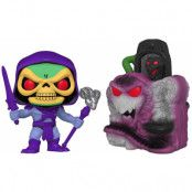 Funko POP! Town: Masters of the Universe - Skeletor with Snake Mountain