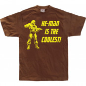 He-Man Is The Coolest!, Basic Tee