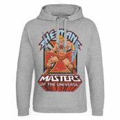 Masters Of The Universe - He-Man Baseball Epic Hoodie, Epic Hooded Pullover