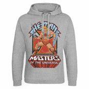 Masters Of The Universe - He-Man Baseball Epic Hoodie, Hoodie