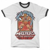 Masters Of The Universe - He-Man Baseball Ringer Tee, Ringer Tee