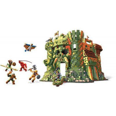 Masters of the Universe - Mega Construx Castle Grayskull Playset