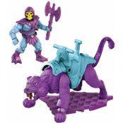 Masters of the Universe - Mega Construx Probuilders Skeletor & Panthor