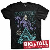 Skeletor - Bad To The Bone Big & Tall T-Shirt, Big & Tall T-Shirt