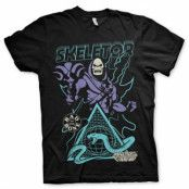 Skeletor - Bad To The Bone T-Shirt, Basic Tee