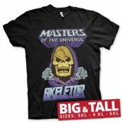 Skeletor Big & Tall T-Shirt, Big & Tall T-Shirt