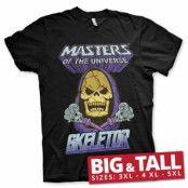 Skeletor Big & Tall T-Shirt, T-Shirt