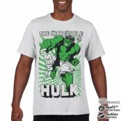 The Hulk Smash Performance Mens Tee, CORE PERFORMANCE MENS TEE