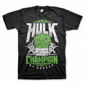 Thor: Ragnarok - Hulk Champion Of Sakaar T-Shirt, Basic Tee