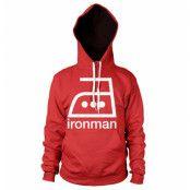 Ironman Hoodie, Hooded Pullover