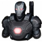 Marvel - Iron Man War Machine Mark III Bust Bank