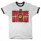 The Invincible Ironman Bold Ringer Tee, Ringer Tee