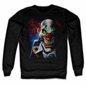 Joker Clown Sweatshirt, Sweatshirt