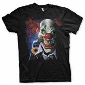 Joker Clown T-Shirt, Basic Tee