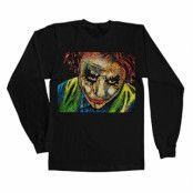 Joker - Dipped Long Sleeve Tee, Long Sleeve T-Shirt