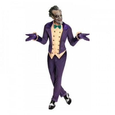 Batman Jokern Maskeraddräkt - One size