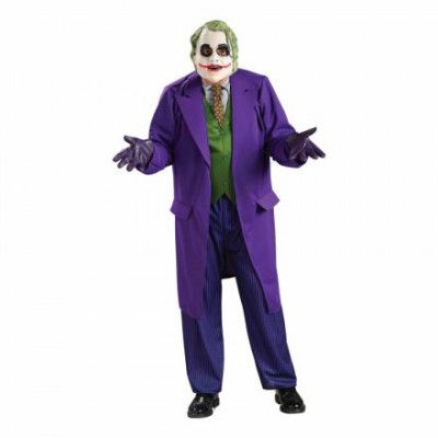 Jokern Maskeraddräkt