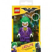 LEGO Batman - The Joker Mini-Flashlight with Keychains