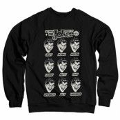 The Many Moods Of The Joker Sweatshirt, Sweatshirt