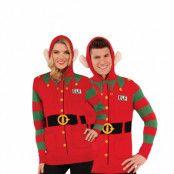 Jultröja, Elf hoddie-L