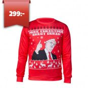 Jultröja  Make Christmas Great Again S