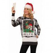 Jultröja  Selfie-L