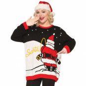 Roliga Jultröjor - Santa M