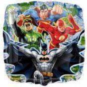 Folieballong - Justice League 45 cm