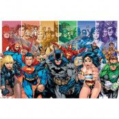 Justice League Generationer Poster