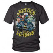 Justice League Team Tee, Basic Tee
