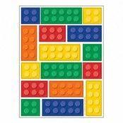 Klistermärken Lego