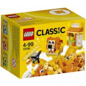 LEGO Classic Orange Creativity Box