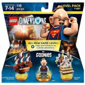 Lego Dimensions Level Pack Goonies /Video Game Toy