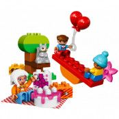 LEGO Duplo Birthday Party