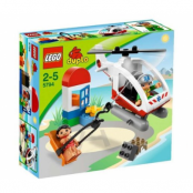 LEGO Duplo Emergency Helicopter