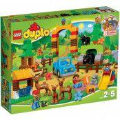 Lego Duplo Forest Wildlife Park