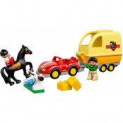LEGO Duplo Horse Trailer