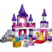 LEGO Duplo Sofia The First Royal Castle