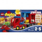 LEGO Duplo Spider Man Truck