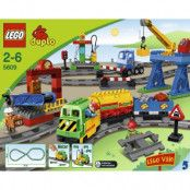 LEGO Duplo Ville Deluxe Train Set