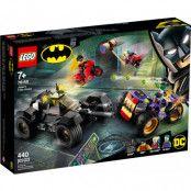 LEGO Super Heroes Joker's Trike Chase