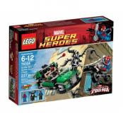 LEGO Super Heroes - Spindelmannen-Motorcykeljakt