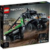 LEGO Technic - 4×4 Mercedes-Benz Zetros