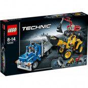 LEGO Technic Construction Crew