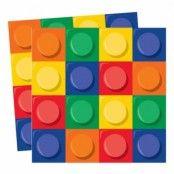 Servetter Lego